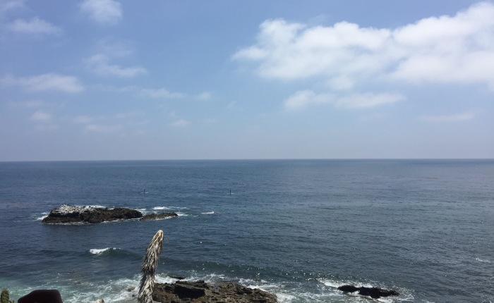 Longing for the Sea (Poem)